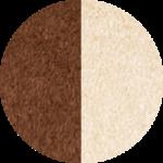 Бежевый+коричневый